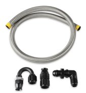 Nitrous Blowdown Hoses and Tubes