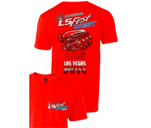 2019 LS Fest West Main Event Engine Tee