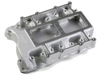 Roots Supercharger Intake Manifolds