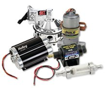 Fuel Pumps Regulators and Filters