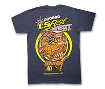 2018 Holley LS Fest West - Fun For Kids All Ages Event Tee