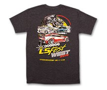 2018 Holley LS Fest West Drift Tee
