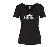 Ladies Black LS Fest V-Neck Tee - blackladieslsfestshirt_nav18271.jpg