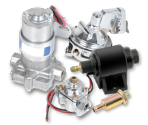 carbureted_fuel_pumps_navbrands fuel pumps holley performance products GM Fuel Pump Wiring Diagram at mr168.co