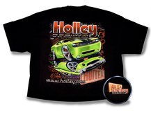 HolleyChallenger Re-birth Black T-Shirt