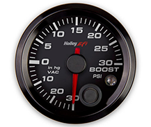 Boost and Vacuum Gauges