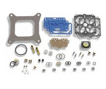 Carburetor Rebuild Kits and Kit Selector - Holley ... on