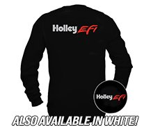 Holley EFI Long Sleeve T-Shirts
