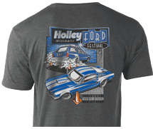 Holley Ford Fest Burnout Tee