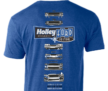 Holley Ford Fest Grill Tee