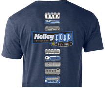 Holley Ford Fest Valve Cover Tee