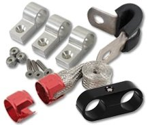 Hose Protection, Sleeving & Clamps