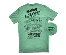 2016 LS Fest Green Event Shirt