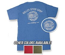 Holley Speed Shop T-Shirts