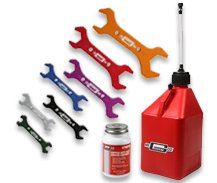 Tools, Shop Equipment & Chemicals