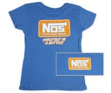 NOS Logo Ladies T-Shirt