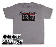 Holley Original Vintage T-Shirt - orgholleyNEW.jpg