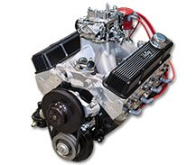 with Small Block Chevy Engine