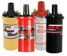 Ignition Coils - Holley Performance Products