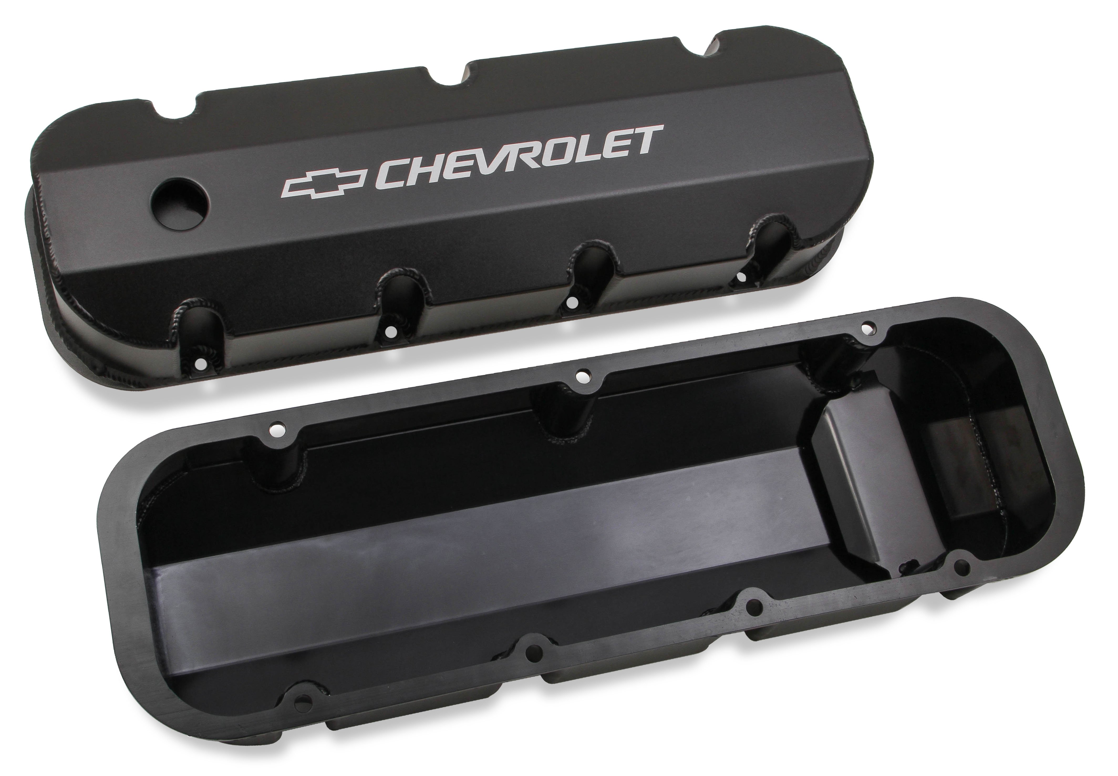 "PAIR Washable Tall Style Valve Cover Breathers Fits 1.25/"" ID Hole Chevy Ford V8"