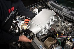 Installing a Low Profile Holley Lo-Ram Manifold on a 4th Gen F-Body