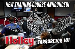 Carburetor Training Class Announced for 2020!