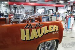 Weiand Blower, Holley Carbs Power Gas Monkey Garage's Incredible Hi-Po Hauler