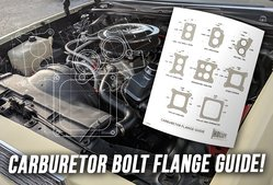 Carburetor Flange Guide