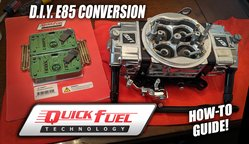 Tech Tip: E85 Conversion on a 4150 QFT Carburetor!