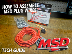 Plug Wires: Build Them Right