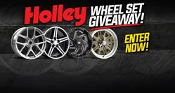 Enter To Win Holley's 2021 Wheel Set Giveaway Today!