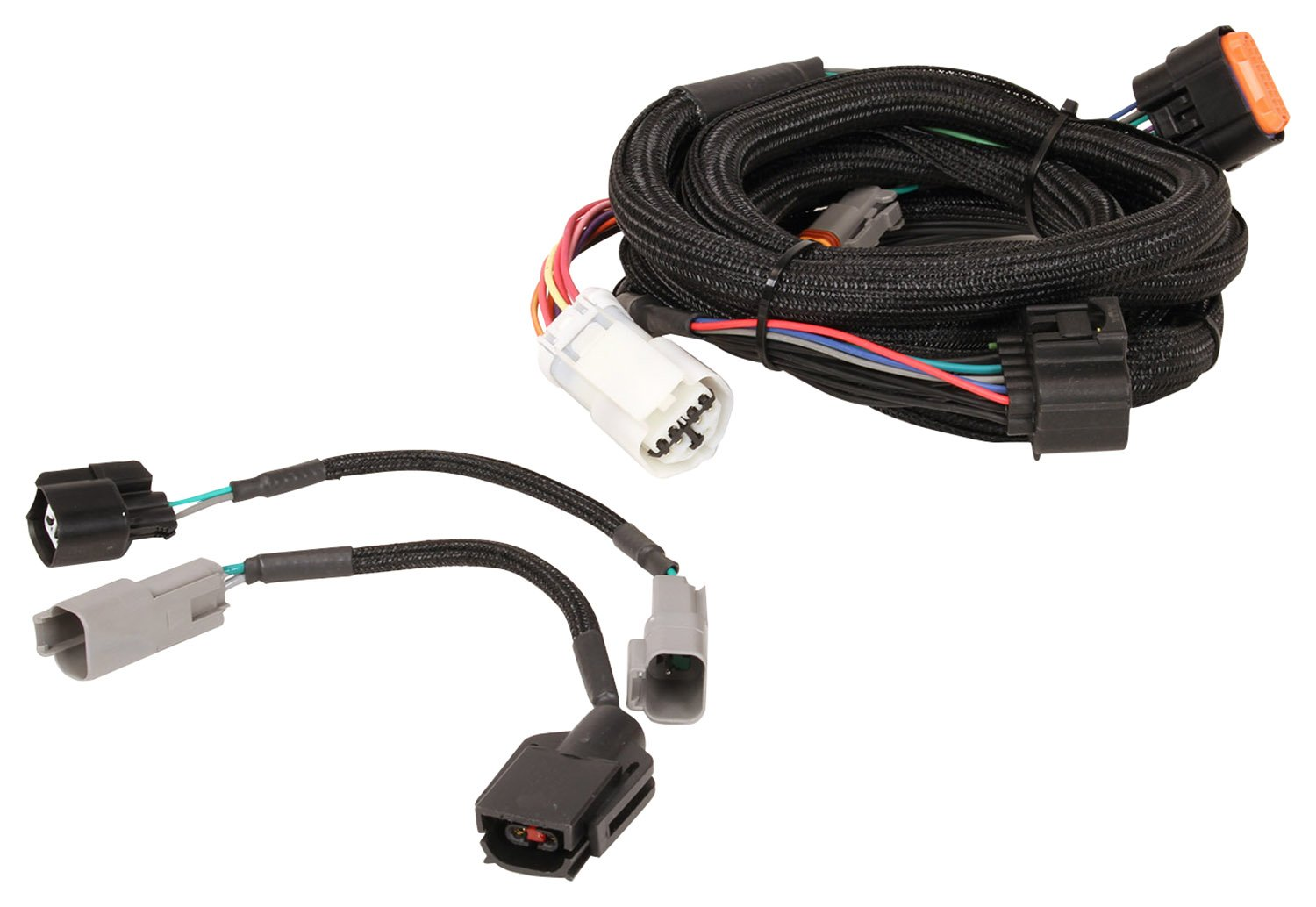 2772_v1 msd 2772 trans controller ford harness aode 4r70w, 1998 up msd 4r70w wiring harness at bayanpartner.co