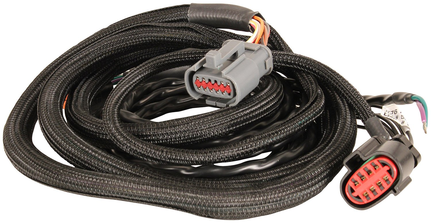 MSD 2776 Trans Controller Ford Harness E40D, 1989-1994Holley
