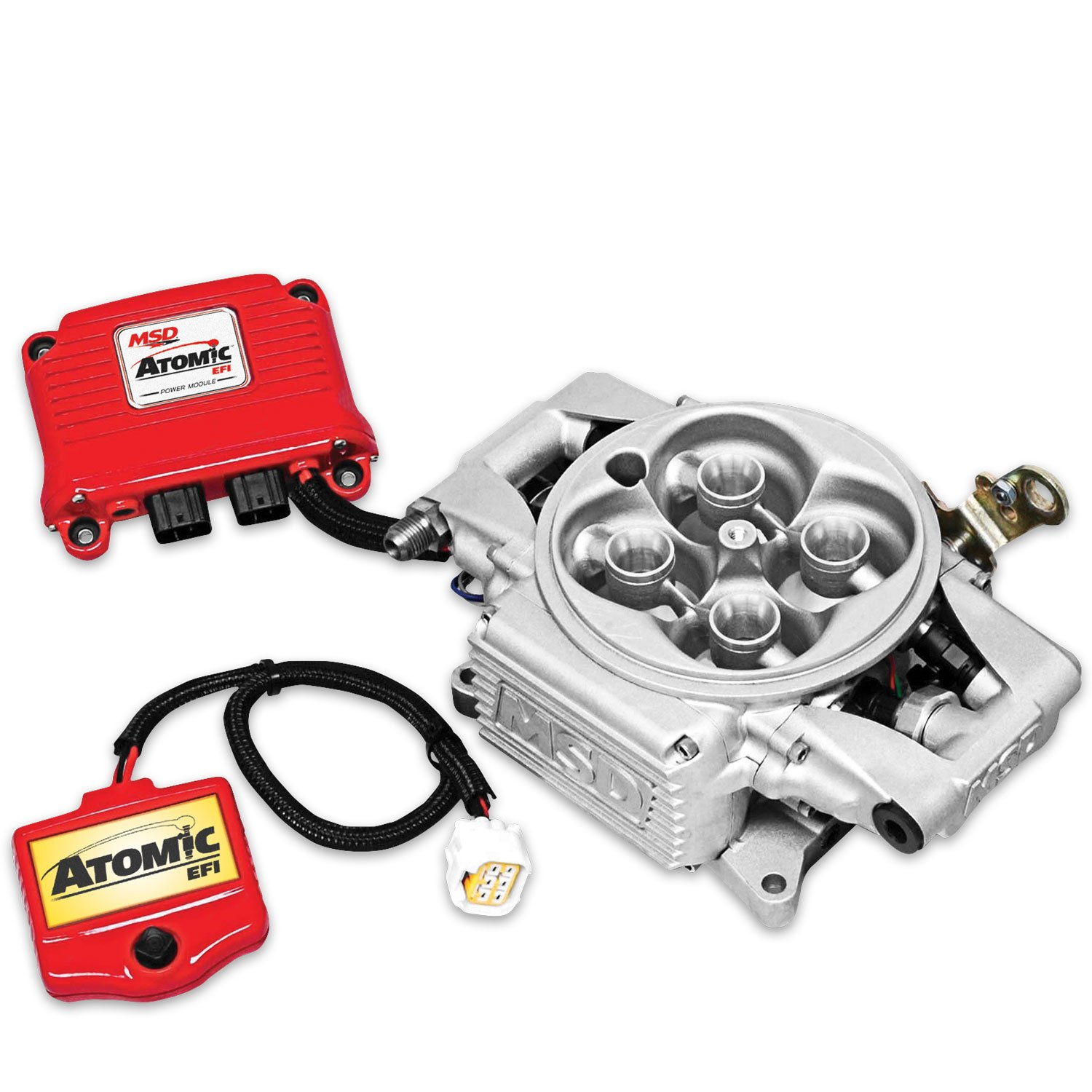 2910 - Atomic EFI Throttle Body Kit Image