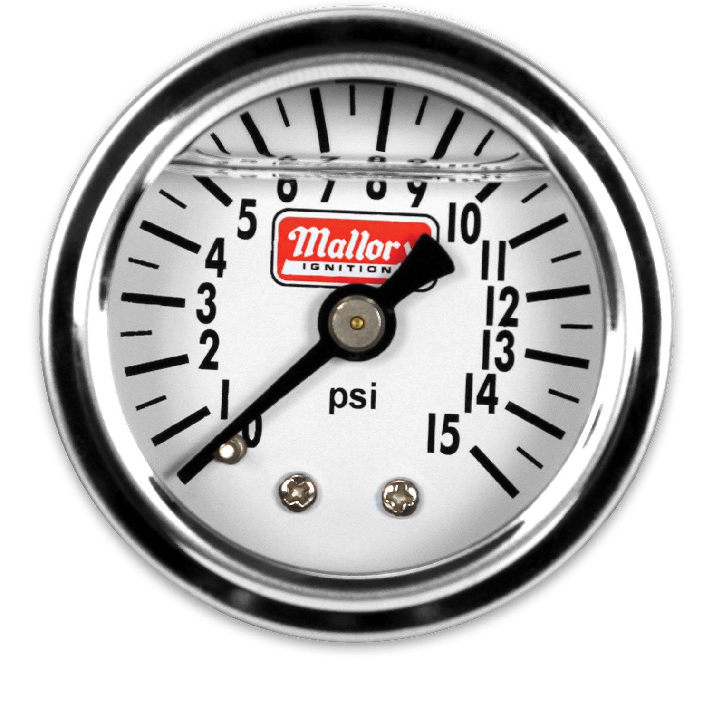 29138 - Mallory 1.5 Diameter Fuel Pressure Gauge Image