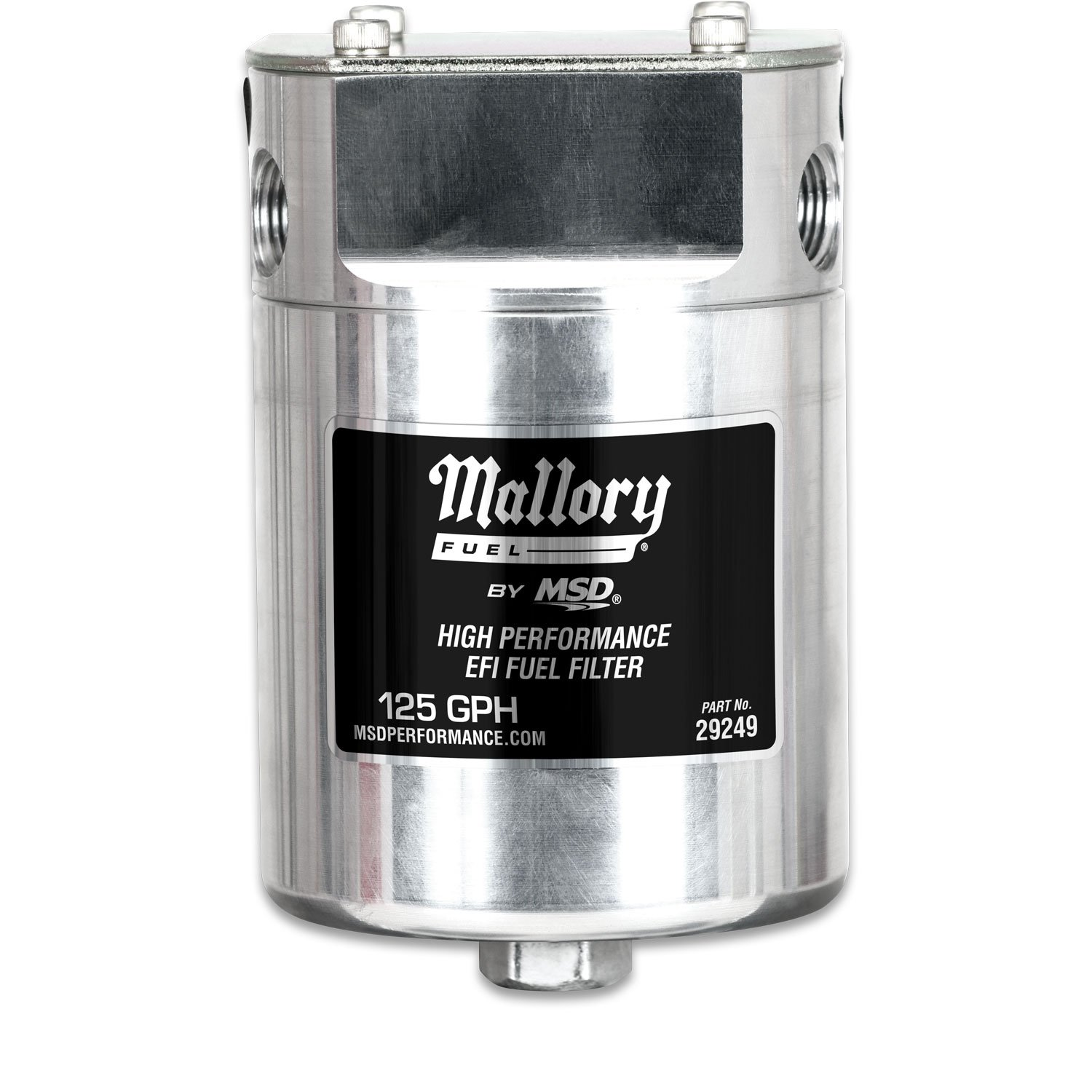 Mallory High Pressure EFI Fuel Filter
