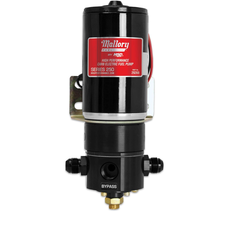 Mallory 250 Gas Fuel Pump