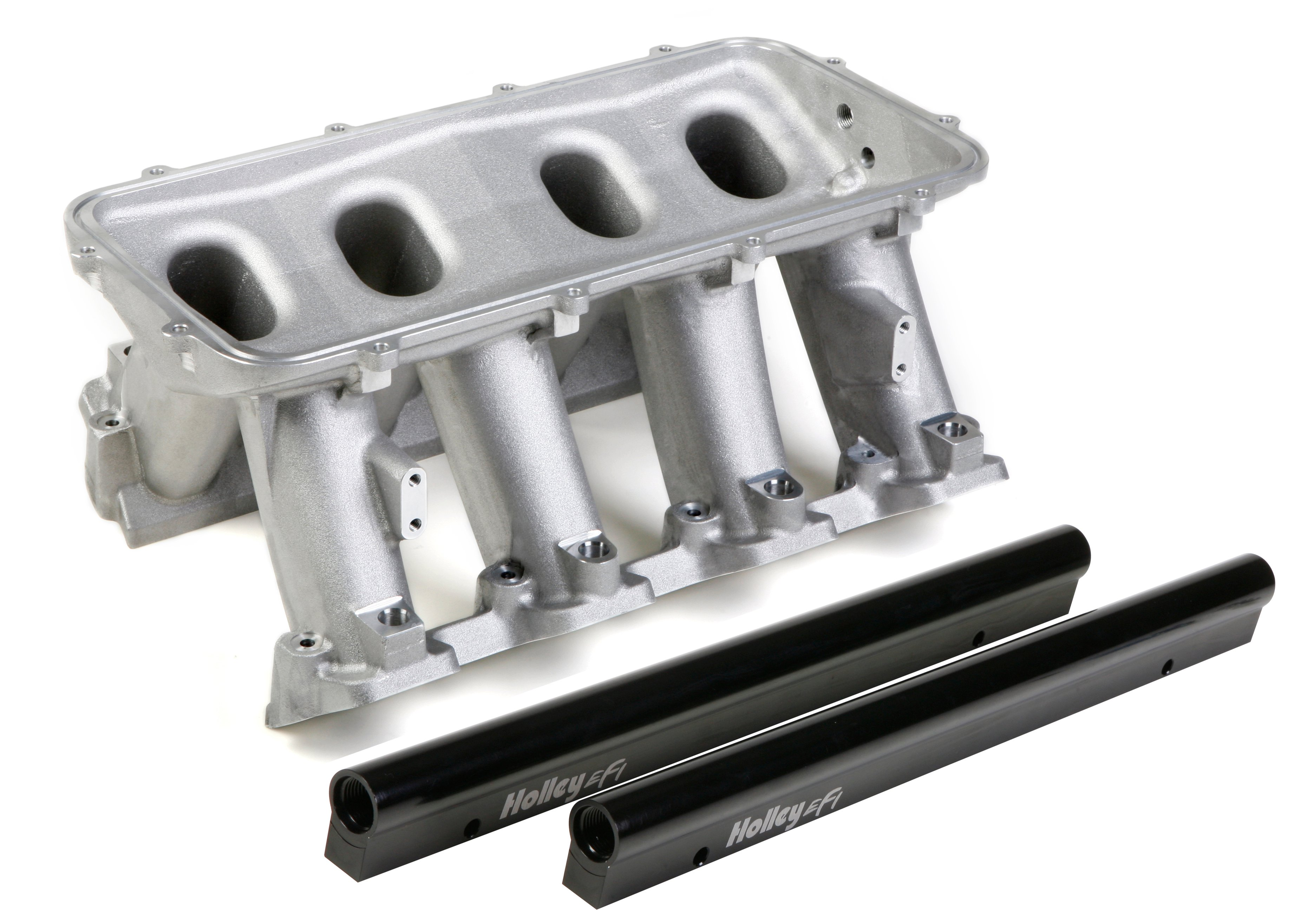 Holley Hi-Ram Lower Manifold - GM LS1/LS2/LS6