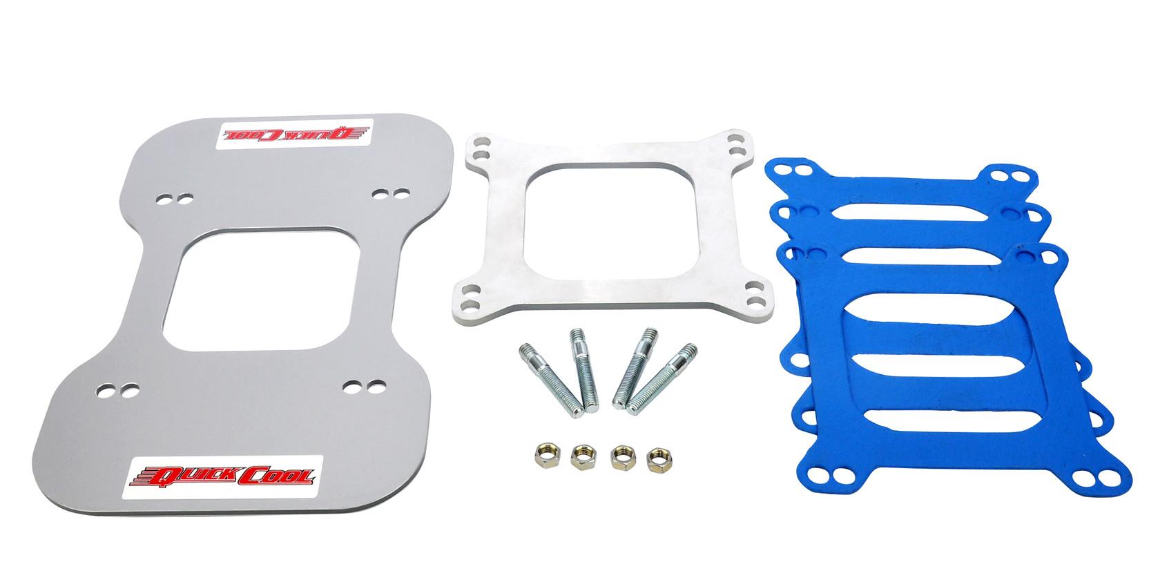quick fuel 300-4013  Insulator Kit for 4150-style flange carburetors new