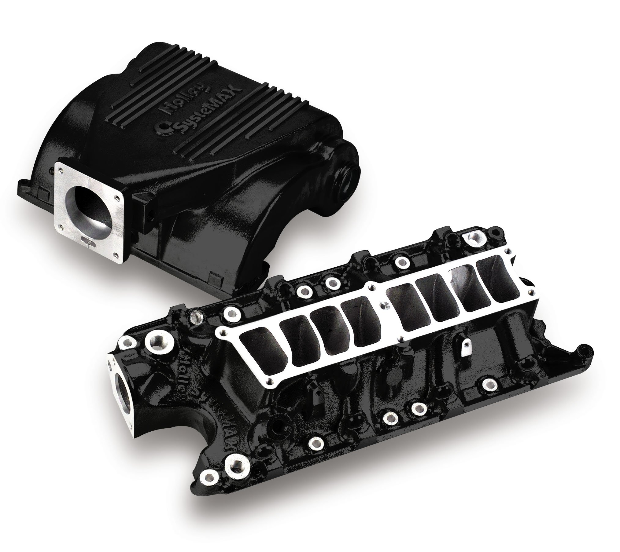 Holley 300-72BK Holley SysteMAX Intake