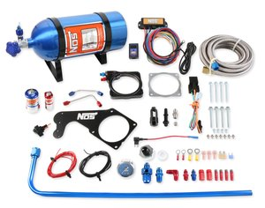 05184NOS - Complete Nitrous Kit for Dodge Challenger, Charger & Chrylser 300