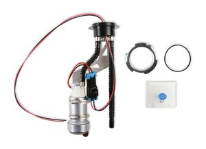 12-347 - Holley 525 LPH Fuel Pump Module