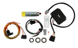 12-768 - VR1 Series Brushless Fuel Pump w/Controller and Bulkhead Harness Quick Kit