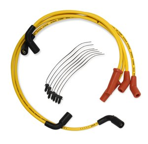 171116-Y - Custom Wire Set - 17-up Harley Davidson Touring - 8mm - Yellow