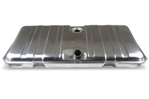 19-600 - Stock Replacement Fuel Tank-Stainless Steel