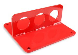 33025G - Mr Gasket Engine Lift Plate & Dust Cover