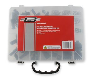 40010G - Mr. Gasket Weatherproof Connector Kit