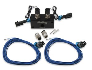 557-201 - Holley EFI High Flow Dual Solenoid Boost Control Kit