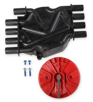 Vortec Cap and Rotor Kit - in Black