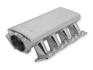 820111-1 - Sniper EFI Low-Profile Sheet Metal Fabricated Intake Manifold
